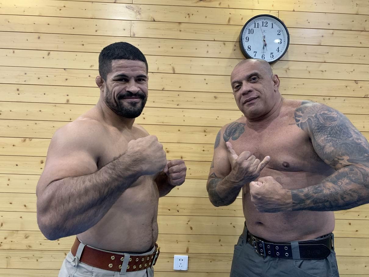 海豹战术系统又纳入一名国际UFC健将,Rousimar Palhares(俗称小钢炮)插图1
